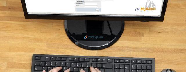 Как работать с базой данных WordPress