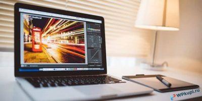 Как поменять картинку в WordPress