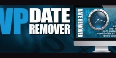WP date remove — плагин убирает дату публикаций выбранных рубрик сайта