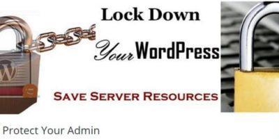 Как защитить WordPress вход в админпанель плагином Protect WP-Admin