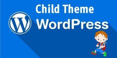 Самый простой способ создать дочернюю тему WordPress