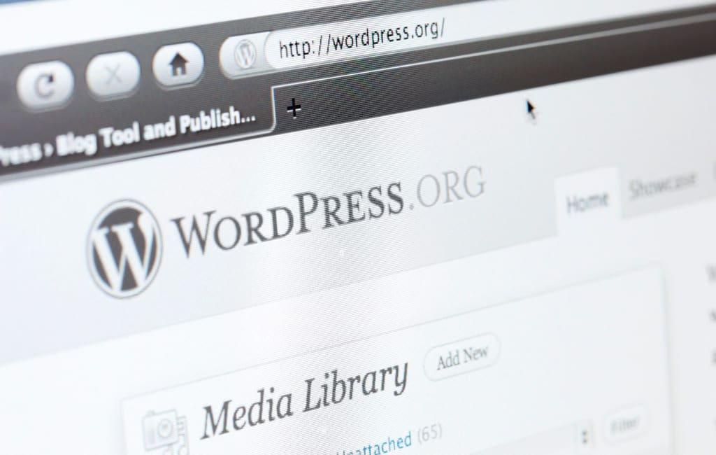 attachment wordpress сайта